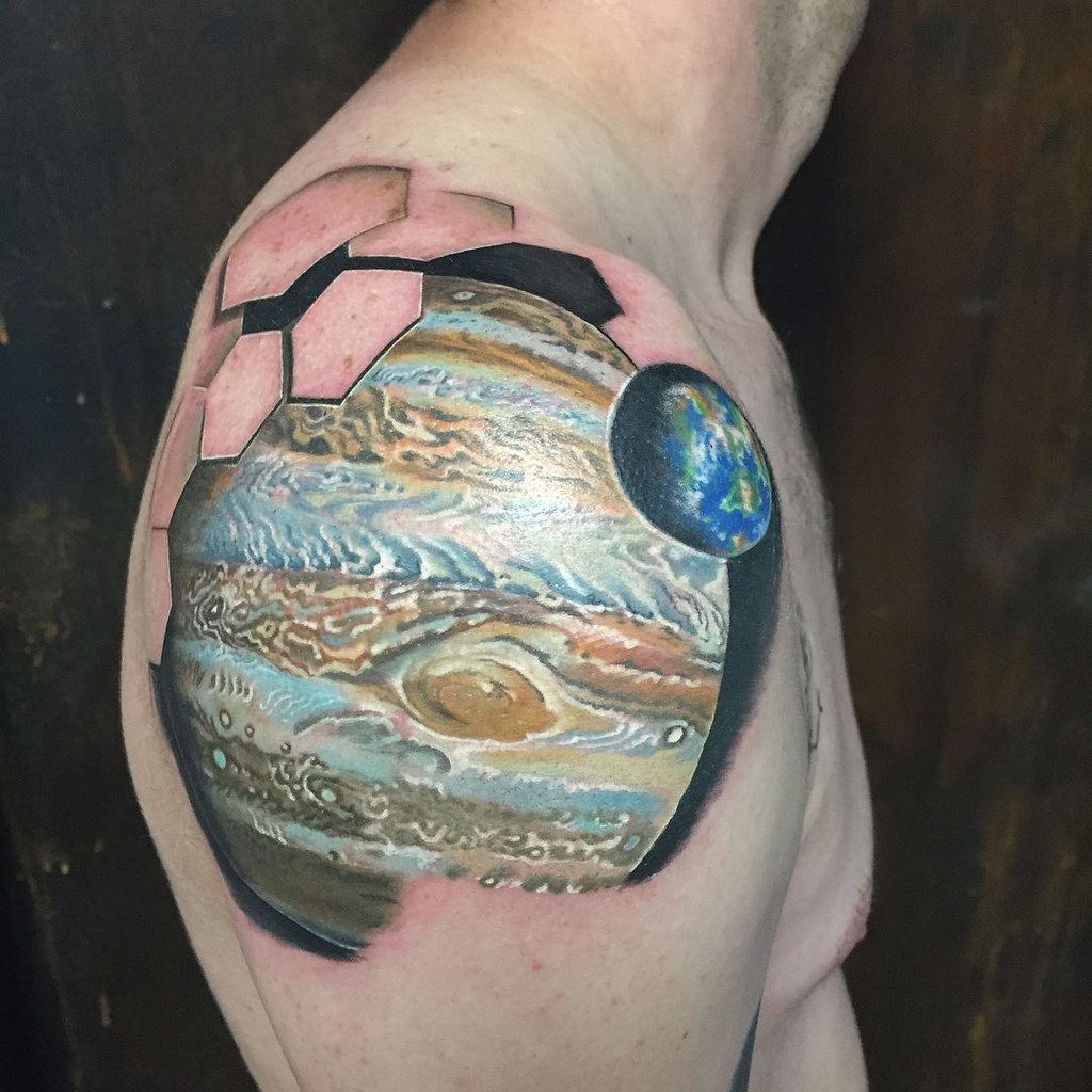 The World's Best Photos of planets and tattoo - Flickr ...