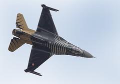 "F-16 Fighting Falcon  ""Solo Turk"" (Turkish Air Force) (Gavin Pardoe..) Tags: riat 2017 riat2017 turk soloturk turkishairforce"