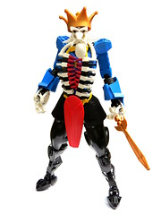 King of Hearts (~Likus~) Tags: bionicle lego card king galidor duplo ben 10 technic moc robot