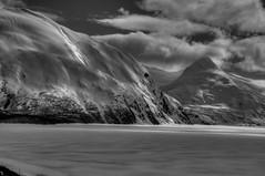 Winter Light (tpeters2600) Tags: canon hdr photomatix blackandwhite monochrome alaska scenery landscape winter
