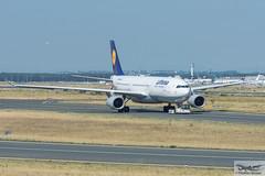 Lufthansa Airbus A330-343E D-AIKD Siegen (718878) (Thomas Becker) Tags: lufthansa dlh airbus a330343x a330343e a330300 a330 daikd siegen star alliance msn 629 270804 fwwyf 121004 kalmar tbl190 tbl 190 towbarless tow tug pushback truck fraport flughafen airport aeroport aeropuerto aeroporto fra eddf frankfurt plane spotting aircraft airplane avion aeroplano aereo 飞机 vliegtuig aviao аэроплан samolot flugzeug germany deutschland hessen rheinmain nikon d7200 nikkor 80400g vrii dx raw gps aviationphoto cthomasbecker 170718 taxiing geotagged geo:lat=50039523 geo:lon=8596970 aerotagged aero:airline=dlh aero:man=airbus aero:model=a330 aero:series=300 aero:special=x aero:special=e aero:tail=daikd aero:airport=eddf
