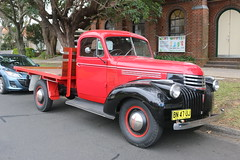 1946 Chevrolet Maple Leaf Truck (jeremyg3030) Tags: 1946 chevrolet maple leaf truck