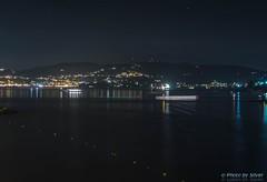 La Spezia by night (Silver_63) Tags: la spezia liguria portovenere grotta byron baia acqua water