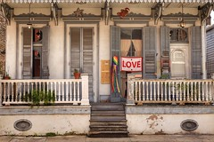 "all you need (listening to ""if we were vampires"", jason isbell) (haint_blue) Tags: love old colors shutters windows doors architecture vieuxcarré frenchquarter bigeasy crescentcity nola neworleans louisiana canon"