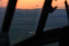 Exercise Saber Guardian (The National Guard) Tags: saberguardian swiftresponse hercules bulgaria bezmer exercise air guard personnel drop swift response 17 bg ng nationalguard national guardsman guardsmen soldier soldiers airmen airman us army force united states america usa military troops 2017