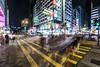 Hong Kong - China (Dennis van Dijk) Tags: hong kong china asia asean travel wanderer wanderlust lights darkness night photography long exposure le canon movement dynamic shopping shopaholic sasa kowloon neon nathan road signs