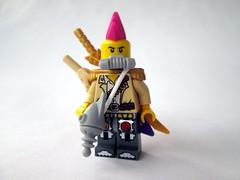 Cyperpocalypse Survivor (slight.of.brick) Tags: lego apocalypse minifig figbrawl cyberpunk