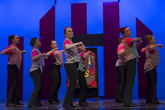 DJT_5523 (David J. Thomas) Tags: carnival dance ballet tap hiphip jazz clogging northarkansasdancetheater nadt southsidehighschool batesville arkansas performance recital circus