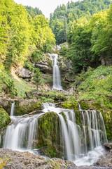 GiessbachFalls_DSC_7286 (rsarpal) Tags: sigma18200mm water falls interlaken stiwzerland nature waterfall giessbachfalls nikon d3300