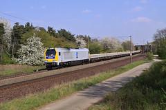 264 010 (René Große) Tags: eisenbahn train railways lok lokomotive diesellok zug güterzug voith maxima 264 spitzke niedersachsen deutschland germany