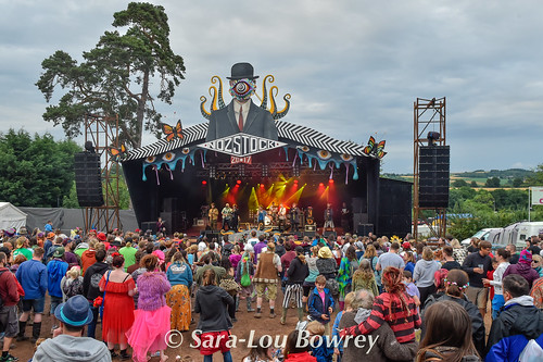 Crowds and scenes at Nozstock 2017