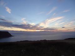 Sunset 7 (Saf37y) Tags: sunset seashore sea coast clouds costal sky scotland mhorhead seaside aberdeenshire gardenstown gamriebay gamrie