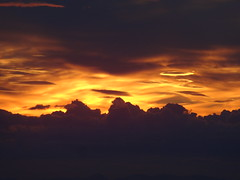 Sunset 12 (Saf37y) Tags: sunset seashore sea coast clouds costal sky scotland seaside aberdeenshire gardenstown gamriebay gamrie