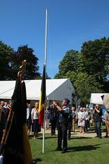 IMG_3123 (Patrick Williot) Tags: waterloo fetes communal parc juillet discours drapeau