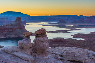 Alstrom Point - Lake Powell