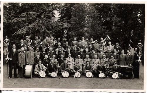 Harmonie Orpheus in 1955