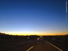 East I-70/KTA at Dawn, 29 Sept 2016 (photography.by.ROEVER) Tags: shawneecounty kansas usa 2016 september september2016 drive driving driverpic road highway ontheroad i70 interstate interstate70 kta kansasturnpike turnpike tollway tollroad eastbound east