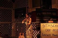 @lavinia.mancusi 🎻 #popolare #cantante #violinista #elettritv #folk #cantautrice #etnica #world #gipsy 🎶 #etnica #musica #sottosuolo #gasometro #music #italy #underground 👠 #roma #italia #tibervalley #rome 📷 ] ;)::\☮/>> http: (ElettRisonanTi) Tags: cantante elettritv etnica folk musica italy roma popolare cantautrice violinista music tibervalley underground sottosuolo rome gasometro gipsy italia world