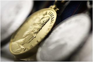 Macro Mondays - Queen - Medal