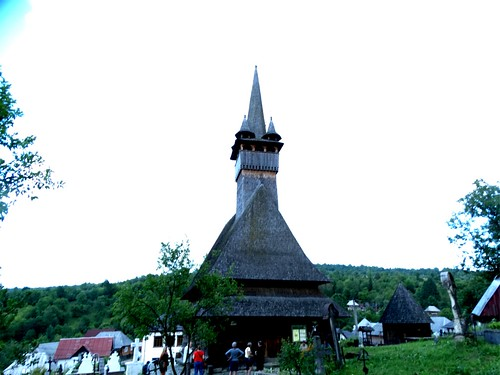 Budesti wooden church (13)