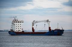 GB PACIFIC (sgreen757) Tags: gb pacific sharpness dock docks river severn ship shipping evening sunset nikon d7000 boat coaster