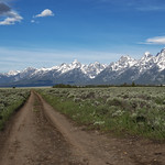 Forest Road 30333 to Hedrick Pond Overlook (Grand Teton National thumbnail