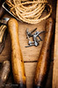 Gardeners Tools In A Drawer At Canons Ashby (Peter Greenway) Tags: canonsashby heritage pottingshed property nt flickr tools ntproperty gardener britishhistory manorhouse drydenfamily nationaltrust