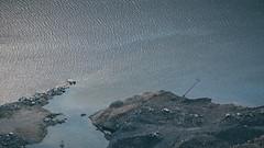 Дно карьера (Alexandr Morgunov МШ) Tags: дно карьер вода мачта покосилась рябь пейзаж россия магнитогорск магнитная russia magnitogorsk water waves ripple iron ore mine panorama landscape industrial индустриальный 169