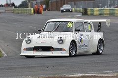 _JCB3482a (chris.jcbphotography) Tags: classic sports car club croft northern race circuit jcbphotography ford anglia neil duke