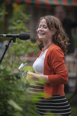 Zondag in de Prinsentuin: Maartje Smits