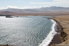 Playa Roja (takashi_matsumura) Tags: playa roja reserva nacional de paracas ica peru ngc nikon d5300 panorama landscape beach afs dx nikkor 35mm f18g