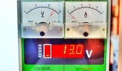 13 (mmalinov116) Tags: 13 power voltage technology technique technic ampere volt