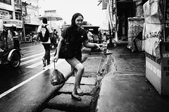 Ngiti (Meljoe San Diego) Tags: meljoesandiego ricoh ricohgr gr streetphotography street streetlife candid monochrome philippines