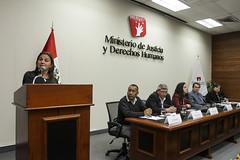 "Ministra inauguró ""V Congreso de la Coordinadora Nacional de Afectados por la Violencia Política"" • <a style=""font-size:0.8em;"" href=""http://www.flickr.com/photos/156664909@N08/35048131454/"" target=""_blank"">View on Flickr</a>"
