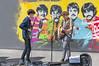 Street Musicians (Bob Edwards Photography - Picture Liverpool) Tags: liverpool fab4 beatles john paul george ringo singer singers music performancestreet entertainment