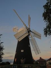 July sunset at the mill - 2