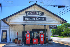 Lynchburg, Tennessee Welcome Center (J.L. Ramsaur Photography) Tags: jlrphotography nikond7200 nikon d7200 photography photo lynchburgtn middletennessee moorecounty tennessee 2017 engineerswithcameras lynchburgwelcomecenter photographyforgod thesouth southernphotography screamofthephotographer ibeauty jlramsaurphotography photograph pic lynchburg tennesseephotographer lynchburgtennessee tennesseehdr hdr worldhdr hdraddicted bracketed photomatix hdrphotomatix hdrvillage hdrworlds hdrimaging hdrrighthererightnow historicbuilding history historic historyisallaroundus americanrelics beautifuldecay fadingamerica it'saretroworldafterall oldandbeautiful vanishingamerica sign signage it'sasign signssigns vintagegaspumps texaco engineeringasart ofandbyengineers engineeringisart engineering architecture