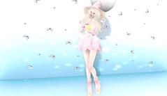 o38 ~ Shine! (TheVersatileUnicorn) Tags: secondlife hazy due blogging blog blogger kawaii pastel witch 3dmodel