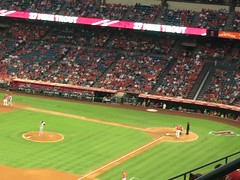 """Mike Trout at Bat • <a style=""""font-size:0.8em;"""" href=""""http://www.flickr.com/photos/109120354@N07/35175400123/"""" target=""""_blank"""">View on Flickr</a>"""
