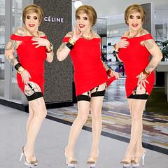 home15214-16 (Ann Drogyny) Tags: shoes legs heels crossdress crossdresser crossdressing cd tv tg ts transvestite transgender transsexual tranny tgirl glamour pinup mature cute sexy stockings nylons suspenders garters