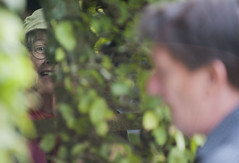 Zaterdag in de Prinsentuin: Ted van Lieshout