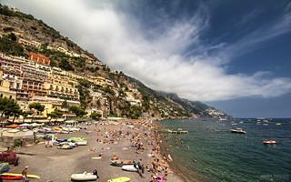 Spiaggia Grande - Positano (Italy)