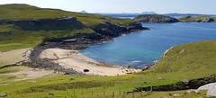 Shegra 8 (Craig Sparks) Tags: shegra sheigra polin polinbeach beach scotland sunset mountains sea foam reflection craigsparks chongsparks