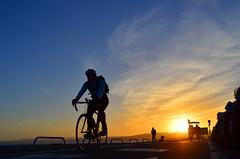 The cyclist (Alain Rempfer) Tags: streetphotography candidphotography candidportrait candidsnapshot emotion face visage publicspace espacepublic scenedevie urban portraiture viequotidienne dailylife photographienonposée unposedphotography nikon nikond7000 cycliste cyclist vélo bicycle mer ciel sea sky soleil sun