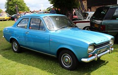 UMK 525M (2) (Nivek.Old.Gold) Tags: 1973 ford escort 1300 xl 2door mk1 gatesgroup