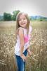 Toddler girl posing in corn field (alexander.dischoe) Tags: toddler girl mädchen weizenfeld corn nikon d800 nikond800 nikkor2470mm outdoor