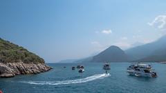To the paradise (pilot3ddd) Tags: mediterraneancoastofturkey turkey antalya mediterraneansea boats mountains olympuspenepl7 panasoniclumixg1232
