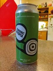 Chronic Myopia | Threes Brewing (Listeral Mac) Tags: brew craft beer craftbeer alcohol drink delicious can threes brewery brooklyn ny newyork nyc newyorkcity