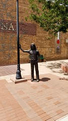 20170702_132356 (trentv11182) Tags: winslow arizona standin corner galaxy s7 edge