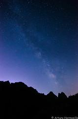 milkyway sella (ArtHermo) Tags: milk way sella stars summer night nikon d7000 tokina 1116 arturo hermosilla komando kassalla julio 2017